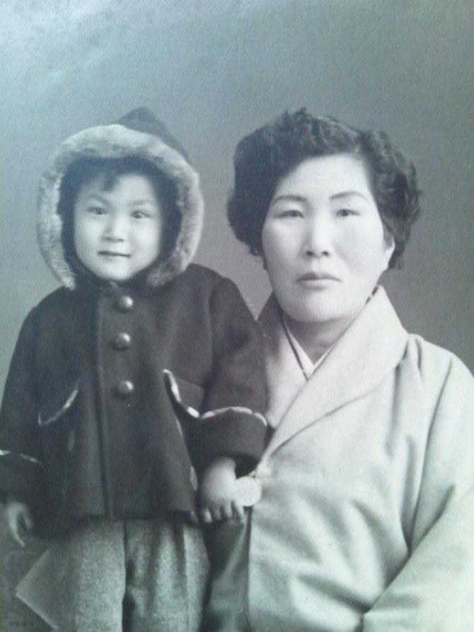 祖母・竹垣福栄と私