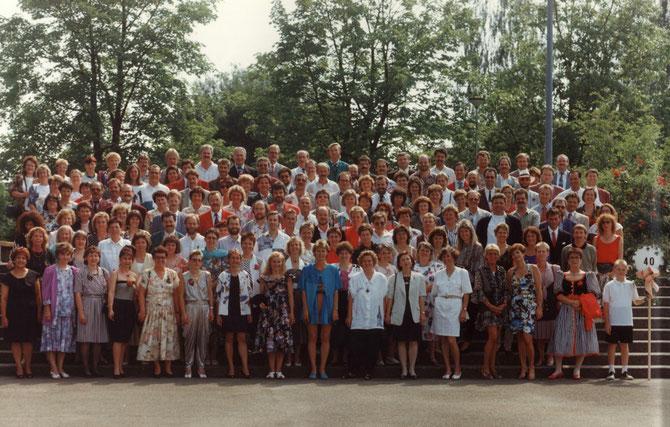 40er- Jahrgänger / Gruppenbild .  .  .  .  .  (Foto: C. Hoffmann)