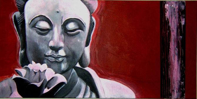 Bouddha inspiré