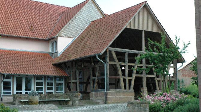 Dorfgemeindschaftshaus Flieden/Schweben - WIFO Flieden