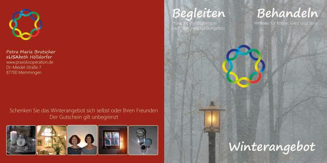Winterangebot 2013 / 2014 Praxiskooperation Memmingen - Hölldorfer und Brutscher