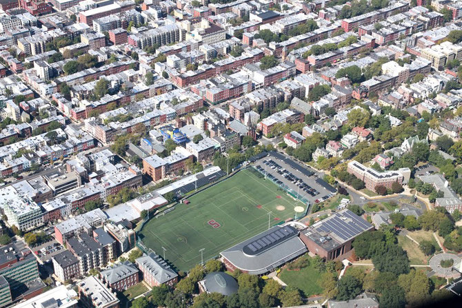 Dobbelaar Field, Stevens Institute of Technology, 8th Street & Castle Point