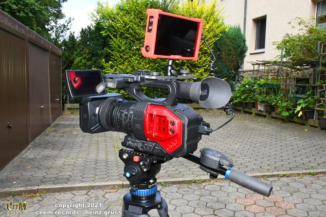 Die neue 4K-Cam von Panasonic