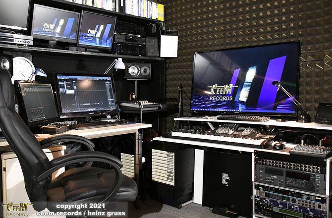 Der Videoschnittplatz