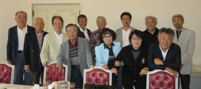 2017.10.4第71回KSG会 チェックメイト・カントリークラブ