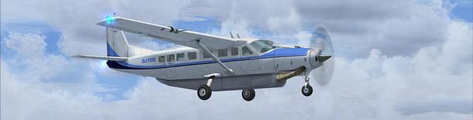 "Zambia Flying Doctor Service Cessna 208B ""9J-FDS"""