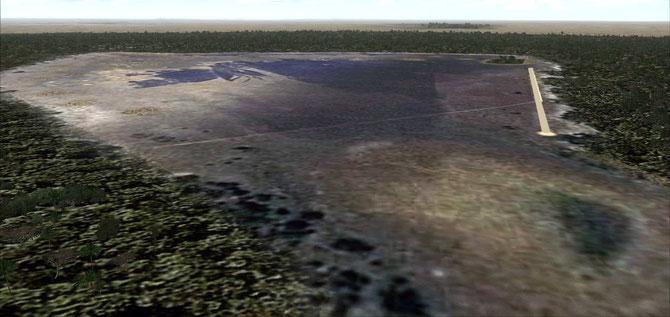 Kasanka National Park Airstrip - FLKA
