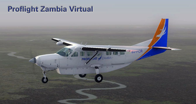"""Cessna Grand Caravan 208B """"9J-PCR"""""""