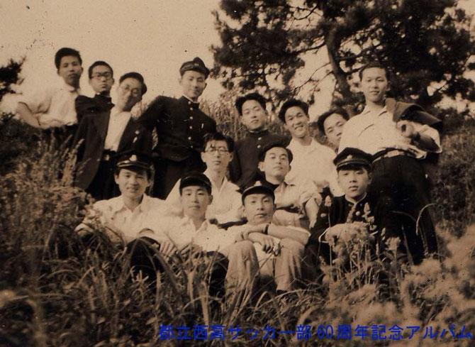 1951年 当時のOB