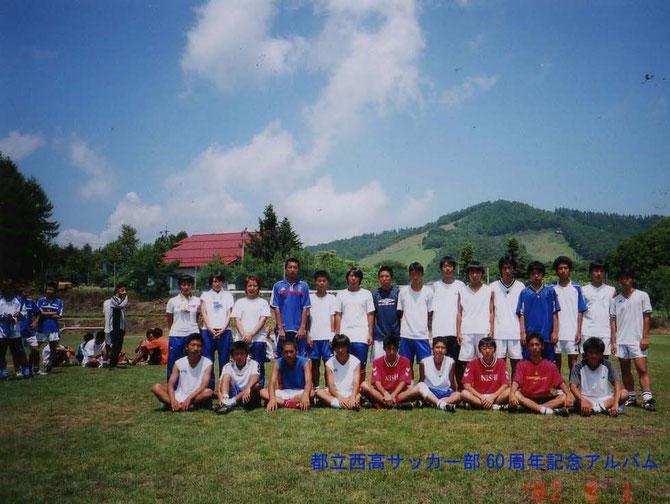 2002年合宿 菅平