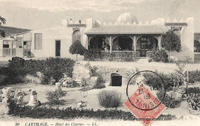 Hôtel des Citernes