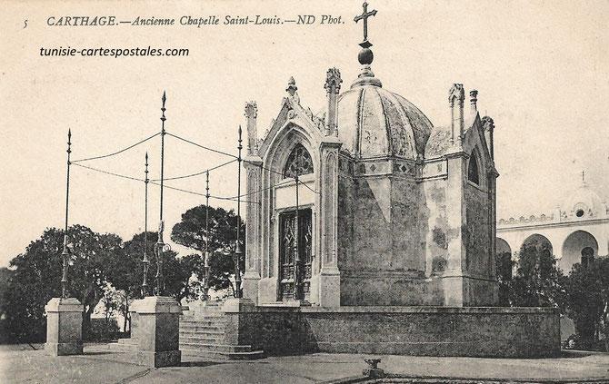 Ancienne Chapelle Saint Louis