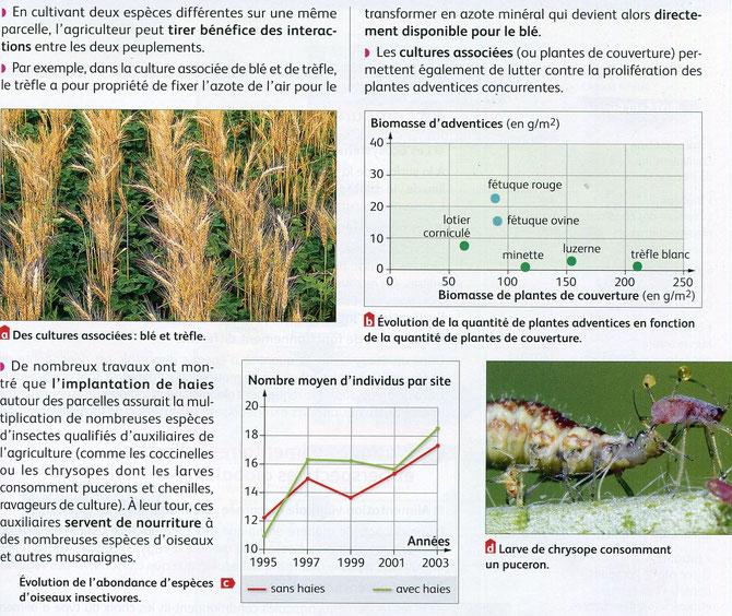 Vers une agriculture planétaire durable - Site de cours de