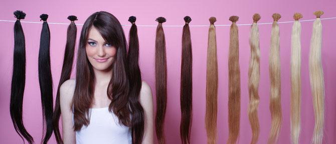 """Leitmotiv zum Thema """"Haarverlängerung"""""""
