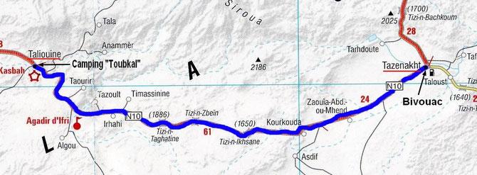 Tazenakht - Taliouine