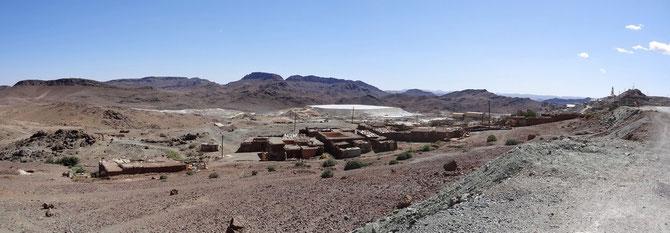 Grandes mines de cuivre et cobalt à Bouazzer