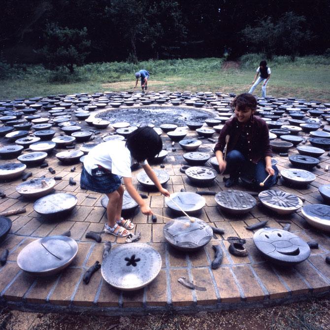 大地の芸術祭 越後妻有アートトリエンナーレ2003(新潟県十日町市)photo credit Shigeo Anzai
