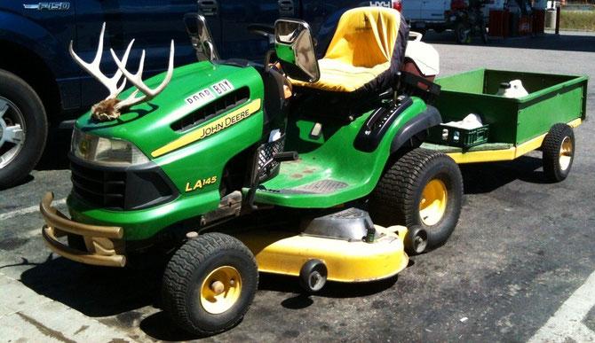Poor Boy's tractor