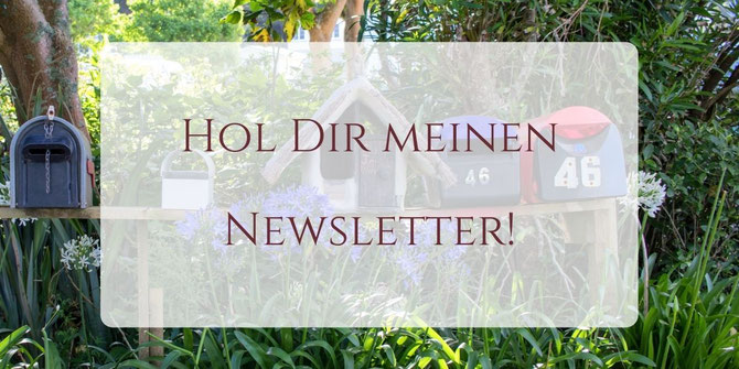 Newsletter-Anmeldung Der tanzende Buddha