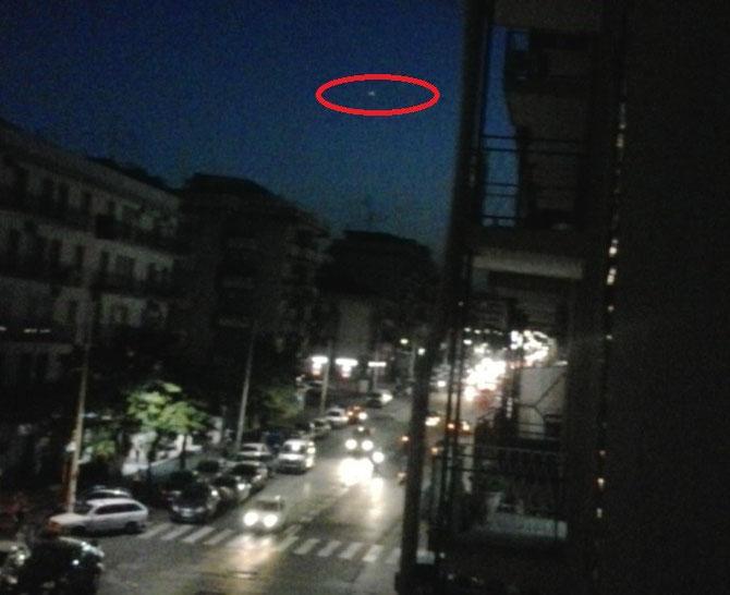 La fotografia pubblicata su Live Sicilia Catania
