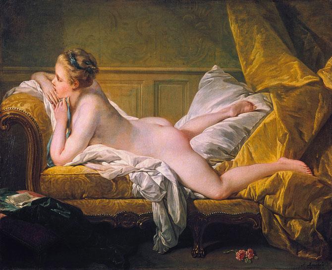 日の出 (Lever du soleil) 1753年 321×270cm | 油彩・画布 | ウォーレス・コレクション