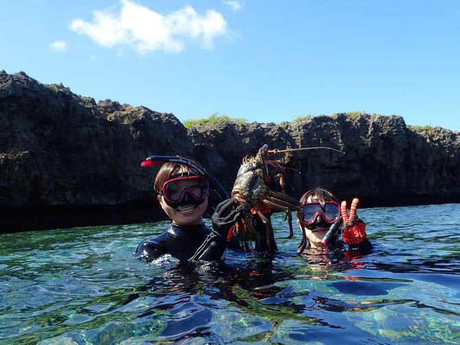 沖縄 宮古島 伊良部島 下地島 シュノーケル シュノーケリング 洞窟 サンゴ