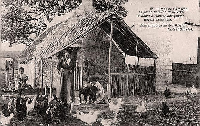 Carte postale ancienne [Public domain]