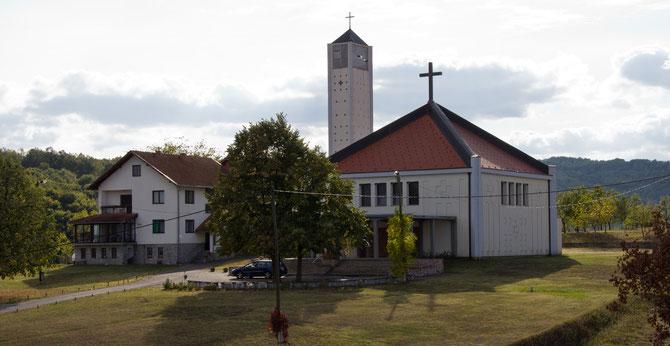 Pogled danas na obnovljenu Župnu crkvu