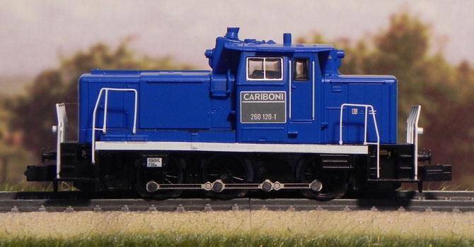 260 120-1 - Cariboni - Hobbytrain