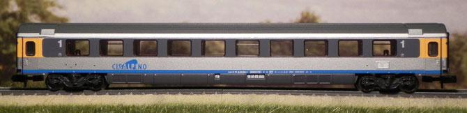 Prima classe ex SBB - Minitrix - 11629