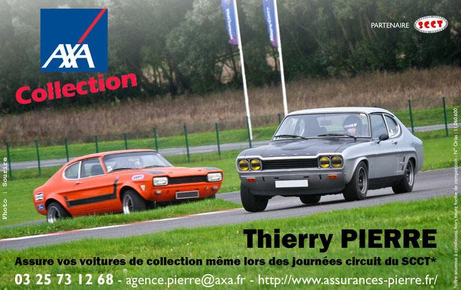 Thierry PIERRE assure le SCCT.