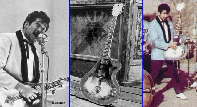 The Rockin Blacks Guitar Strings