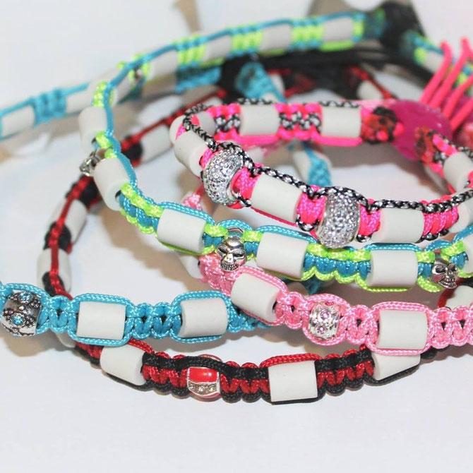 Chi-Love.de | Kreativerguss | Halsbänder aus EM-Keramik für Chihuahua