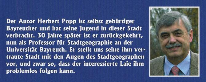 """aus """"Bayreuth - neu entdeckt"""""""