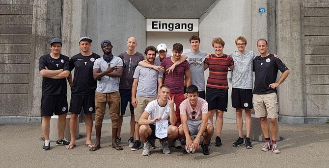 Nach zwei Jahren Unterbruch beendete die Aktivmannschaft des ASC Sparta-Helvetik die Saison wieder mit einem Freundschaftsspiel gegen die Insassenmannschaft FC Inter Pöschwies der Justizvollzugsanstalt Pöschwies. Herzlichen Dank an die Gastgeber!