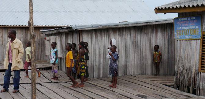 Schule in Toyoyomé (Bénin) © Brühl Stiftung