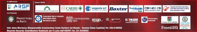 Sponsor Edizione 2012