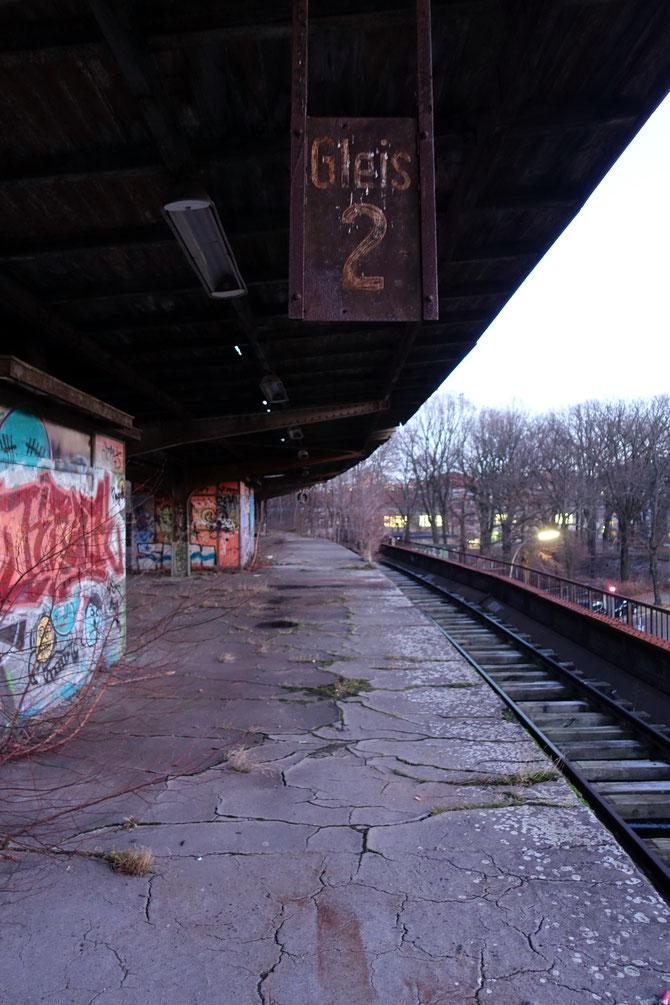 Bahnhof Siemensstadt Berlin