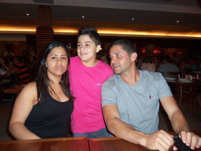 ROSANGELA E FAMILIA