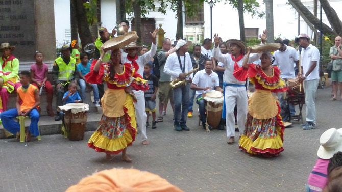 La pura vida en Cartagena.