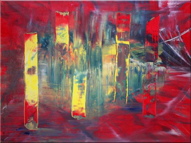 Wandbilder XXL von BURK - ART