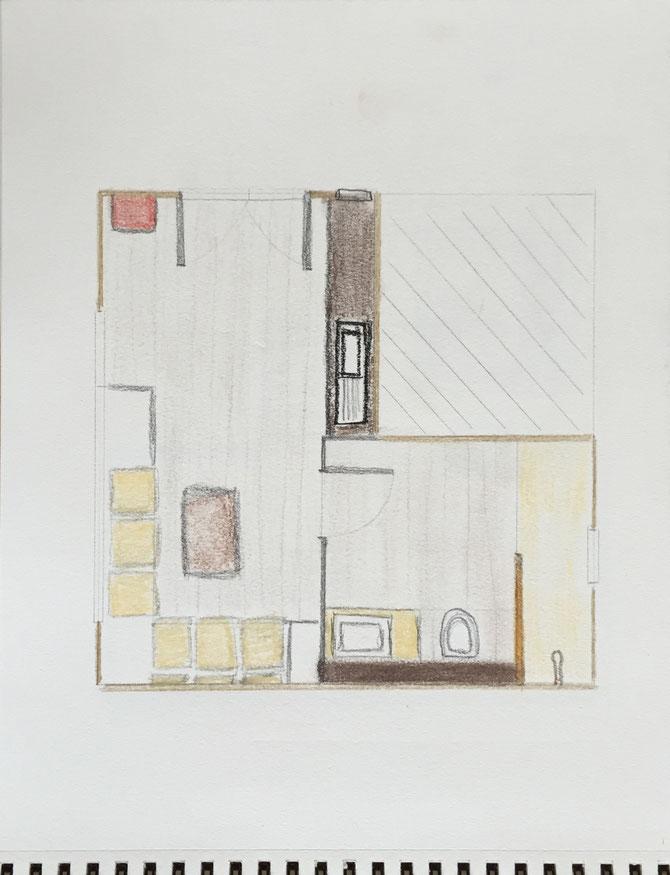 das kuschlige stallapartment ferienlandhaus uckermark in trampe. Black Bedroom Furniture Sets. Home Design Ideas