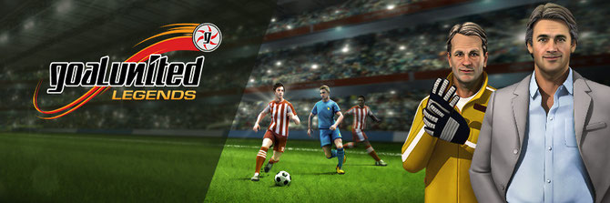 goalunited - mit über 1,75 Millionen Spielern eines der besten und erfolgreichsten Fußball-Managerspiele der Welt.