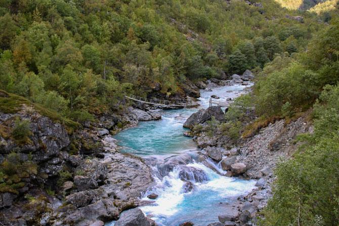 Utladalen Fluss