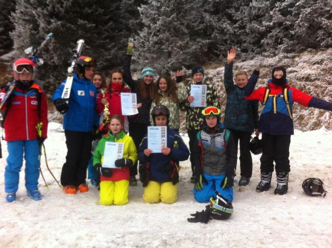 Snowboard - Schicross