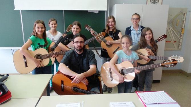 Gitarre - Martin Traussnigg