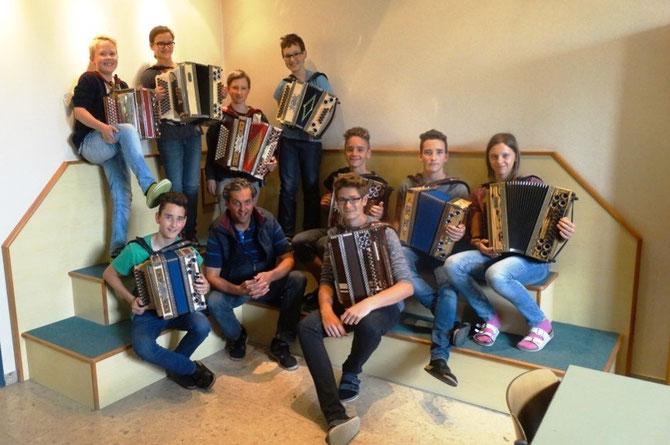 Steirische Harmonika – Wolfgang Steinkellner