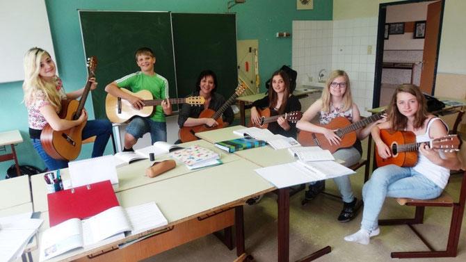 Gitarre – Regina Fössl