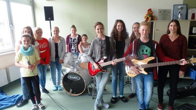 Band – Helga Pressl