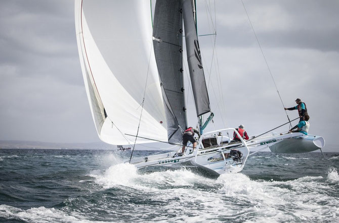 Trilogy Multihull Nationals